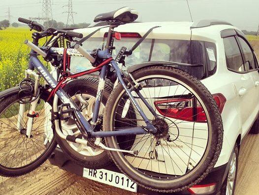 Bikerz Rack
