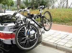 Honda Accord 2 BikerZ Car Bike Rack