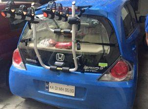 Honda-Brio-BikerZ-Rack
