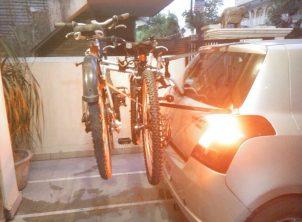 Maruti-Swift-Car-Bicycle-Stand