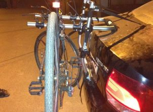 VolksWagon Vento 2 BikerZ Car Bike Rack