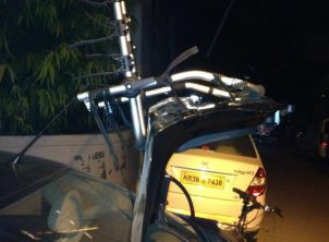 VolksWagon Vento 4 Car Bicycle Rack